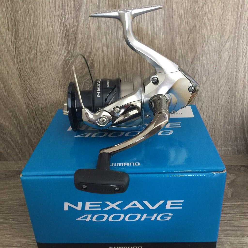 🔥【平昇釣具】🔥 SHIMANO NEXAVE1000- 8000型 捲線器 全新品