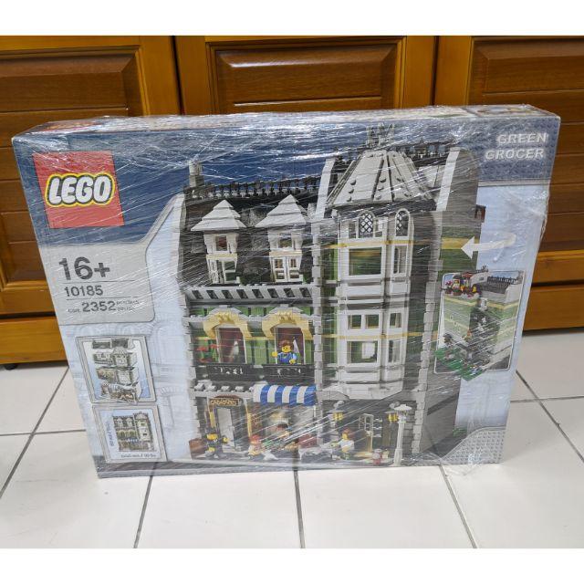 樂高 lego 10185 綠色雜貨店