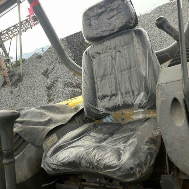 小挖土機 小乖乖怪手座椅