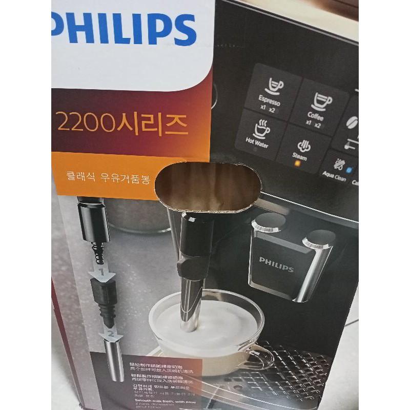 全新飛利浦 義式咖啡機  EP2200