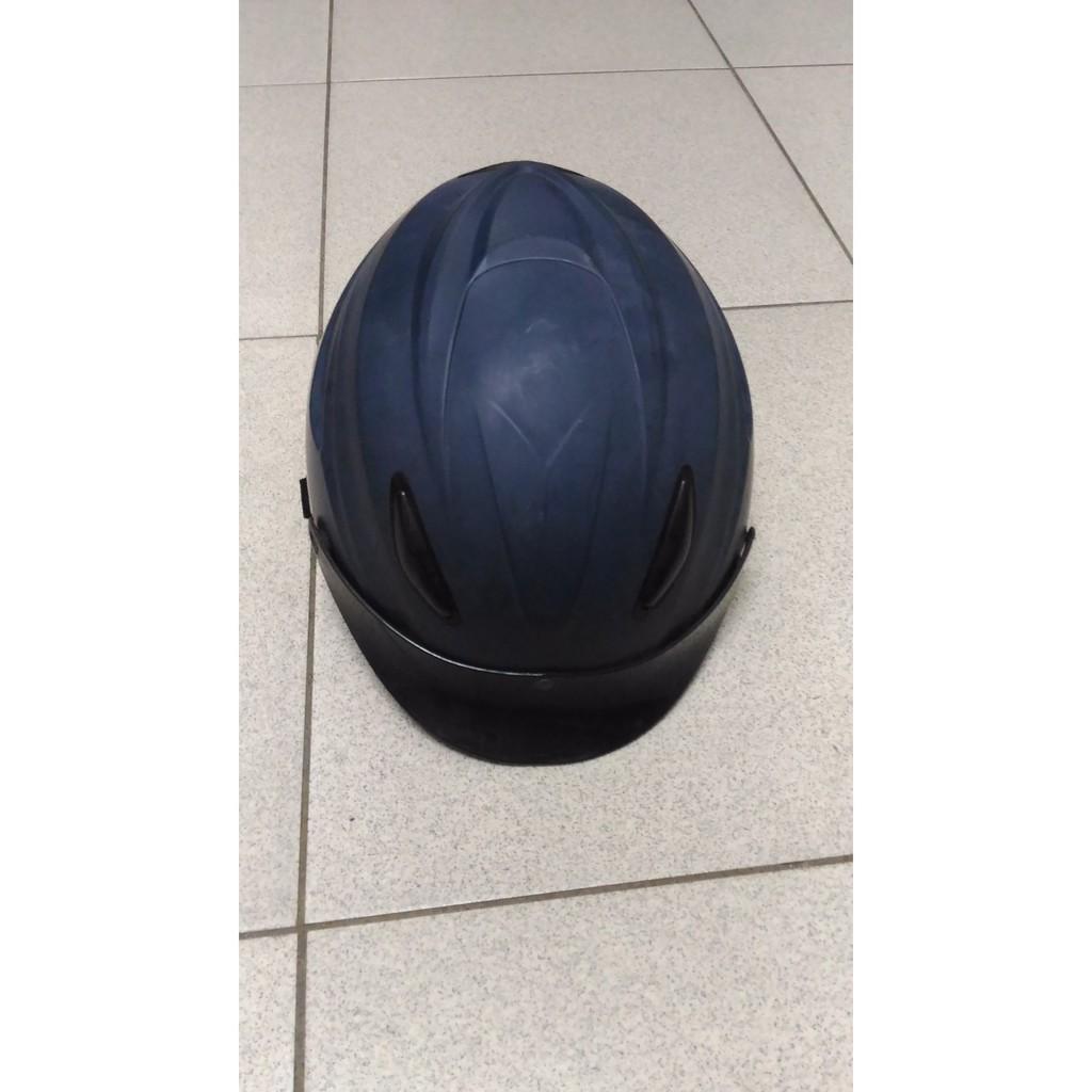 CTR藍色安全帽 好看