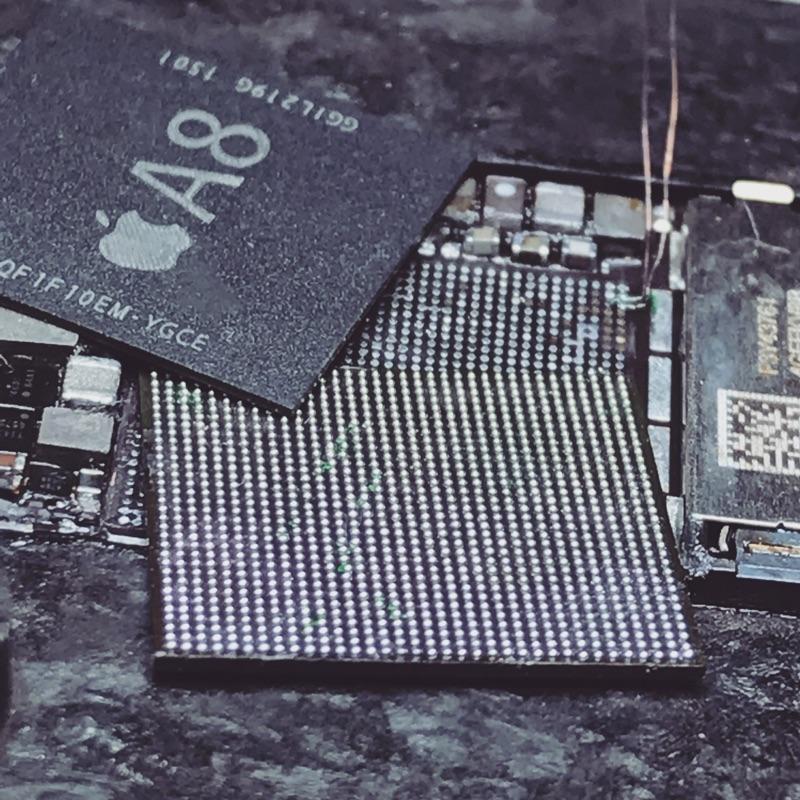 iPhone 6/6s/7/8CPU主機板維修