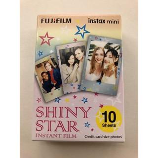 《現貨》富士 FUJI instax 拍立得相機 即可拍底片 閃耀星星 空白底片 白邊 卡通 mini11 mini25 臺中市