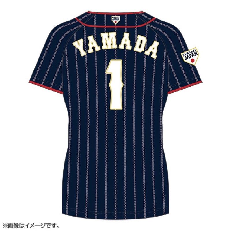 代購2020東京奧運日本棒球國家隊侍Japan客場球員版背號球衣