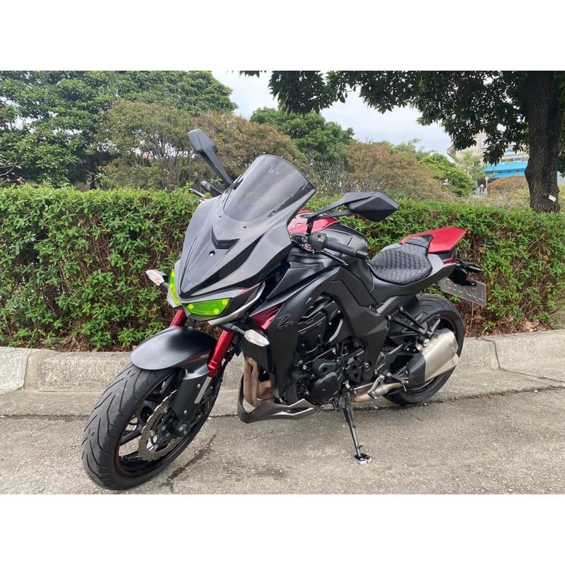 Kawasaki Z1000 四代 2016