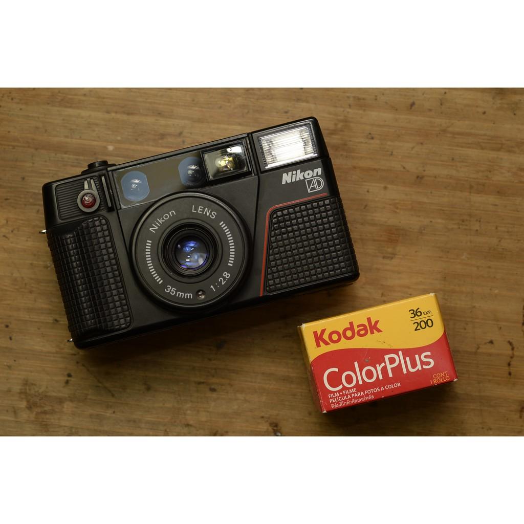 NIKON L35 AD2 傻瓜相機