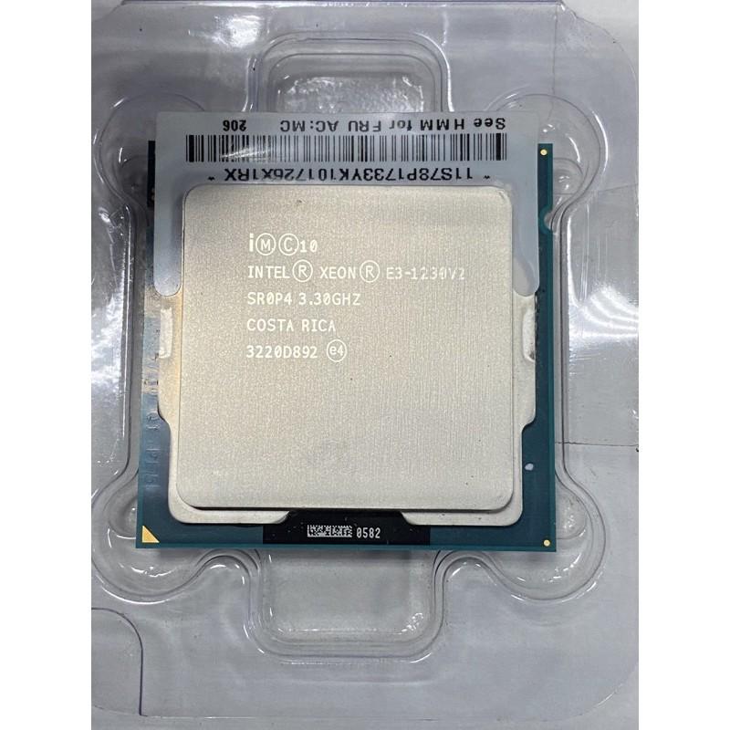 intel E3-1230V2 CPU