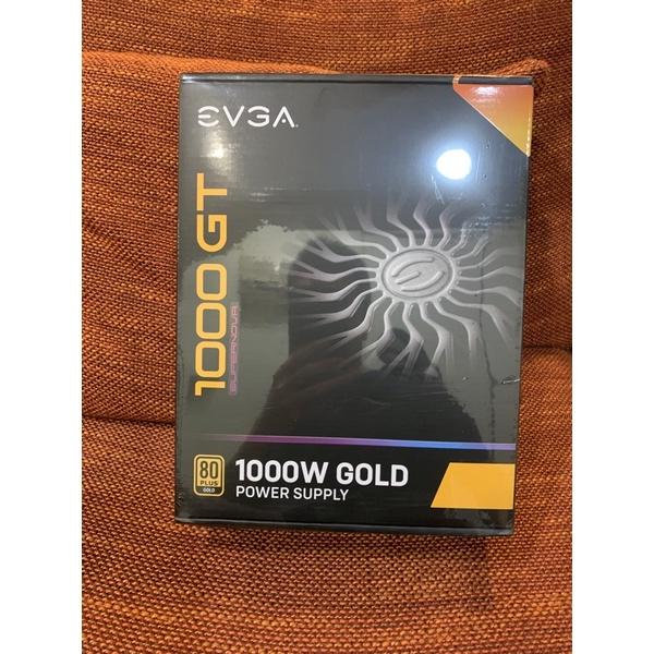 全新 艾維克 EVGA 1000W GT雙8 金牌 全模組