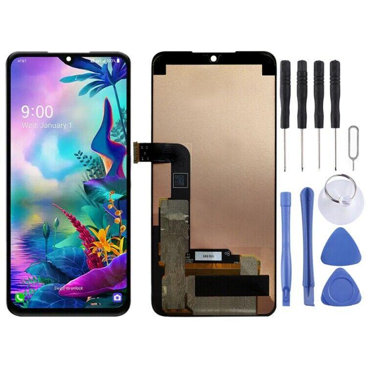 現貨 適用於 LG G8X  液晶顯示屏 液晶螢幕 屏幕總成 維修 玻璃觸控面板 手機螢幕總成 觸控不良  送拆機工具