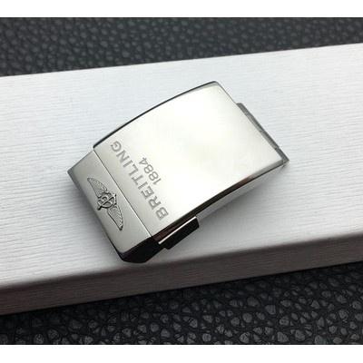 【工廠直營】適用Breitling百年靈手表扣1884 原裝款超級海洋橡膠表帶扣20mm