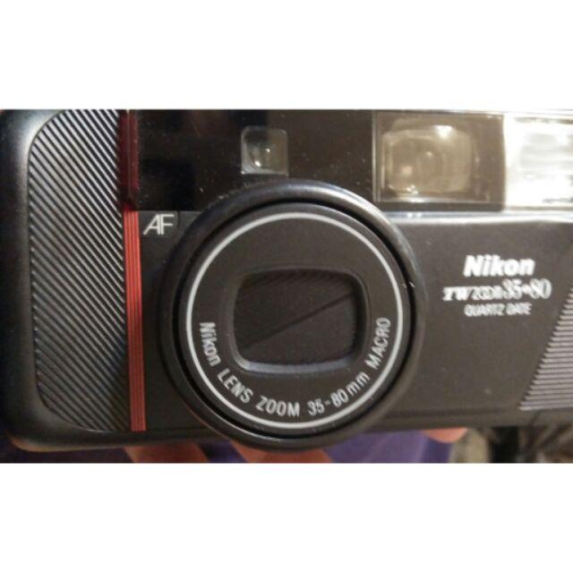 台北 二手 福袋 底片 傻瓜相機 Nikon twin 35 70 olympus zoom 300 兩台一起賣