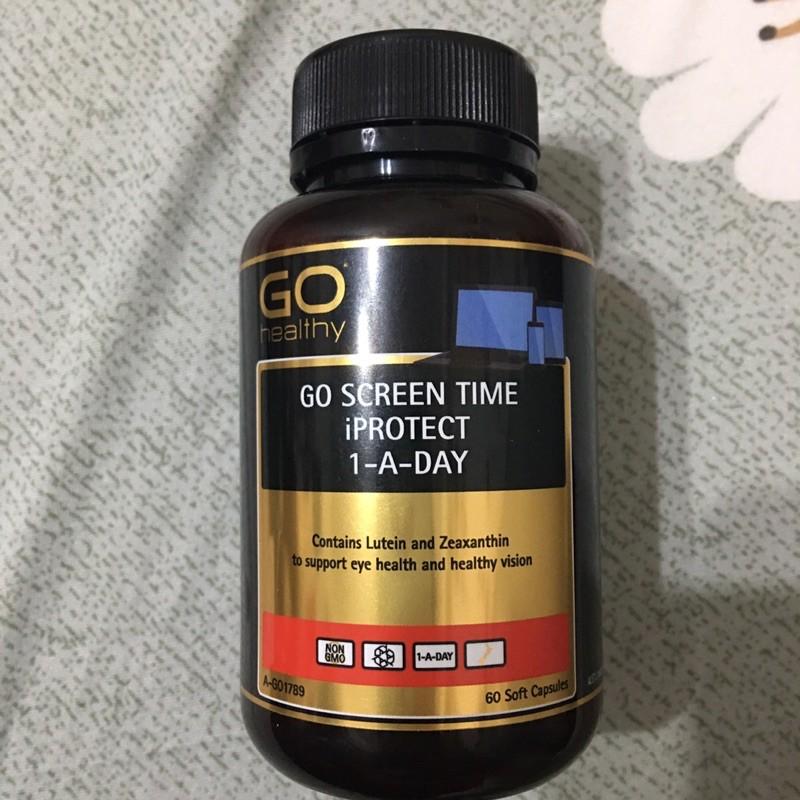【預購】【紐澳代購】澳洲GO Healthy 3C抗藍光護眼膠囊 (60粒)