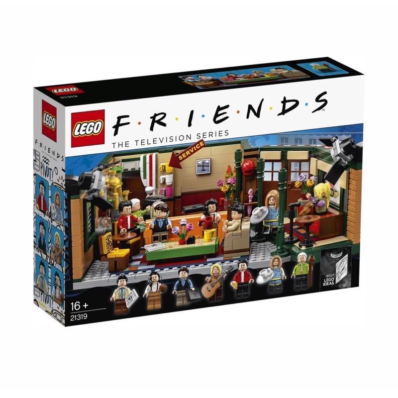 [澳洲代購] 樂高LEGO 21319 六人行 中央公園 現貨