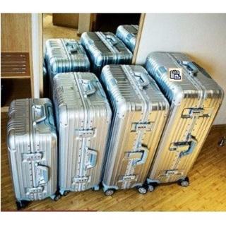 鋁合金 鋁框海關鎖 防刮防撞 行李箱 登機箱 20吋 24吋 26吋 29吋 行李箱 登機皮箱托運旅行箱 臺東縣