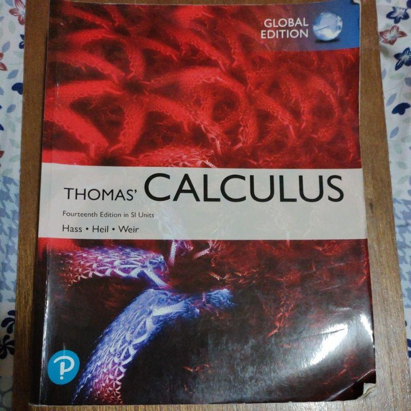 Thomas' Calculus in SI Units, 14/e
