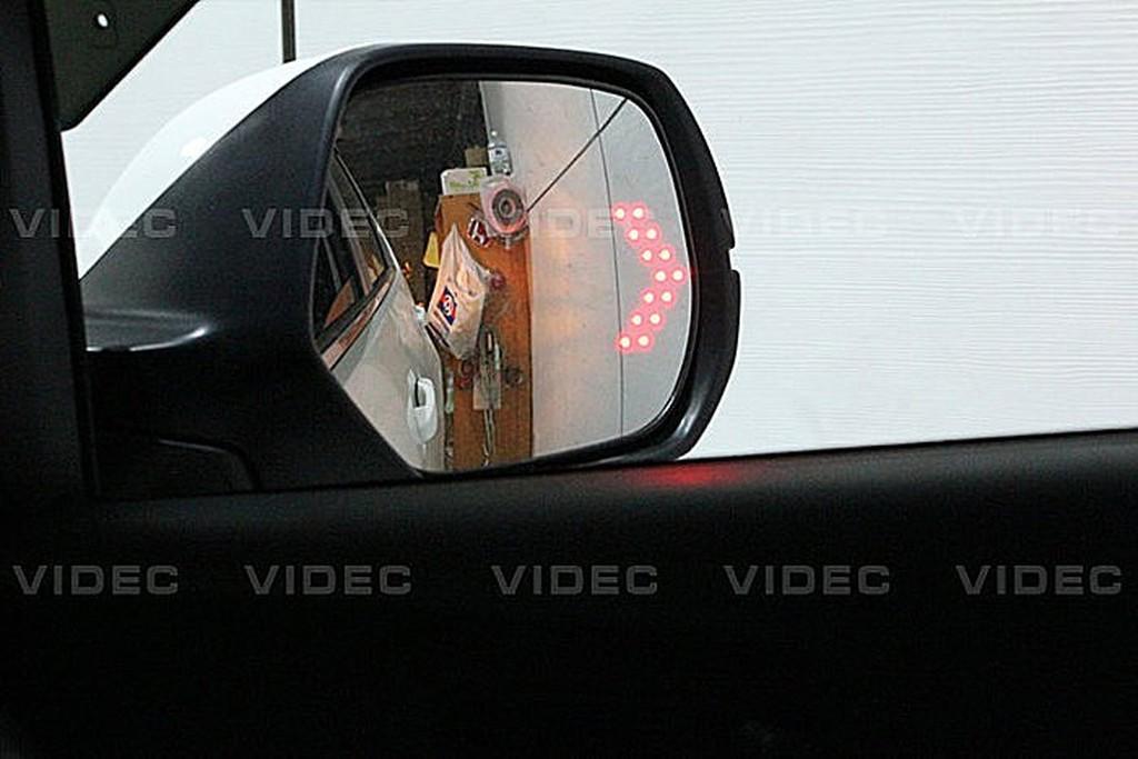 DIY商城  HONDA 12 CRV 四代 LED 方向燈 後視鏡片 專用卡榫式