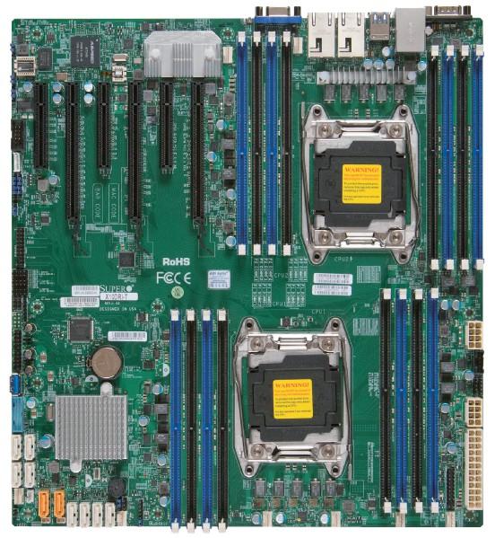 【成你夥伴】 超微X10DRI C612臺式電腦2011雙路服務器x99 主機板 E5-2680V3 2699V4