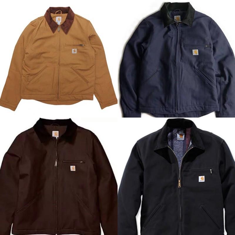 美國🇺🇸Carhartt Detroit Jacket J97 主線水洗帆布 夾克 J001 水洗 洗舊 正品 潮流