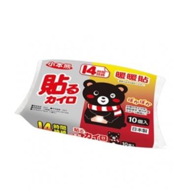 小本熊暖暖貼40個入