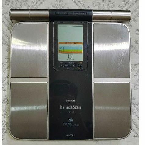 HBF-701 HBF701 OMRON 歐姆龍 體重體脂計