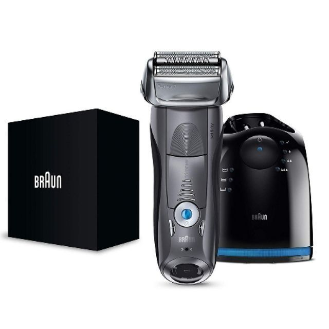 只有兩台 史前特價 德國百靈 BRAUN 7系列 智能音波極淨 電鬍刀 電動刮鬍刀 7867cc ( 7880cc )