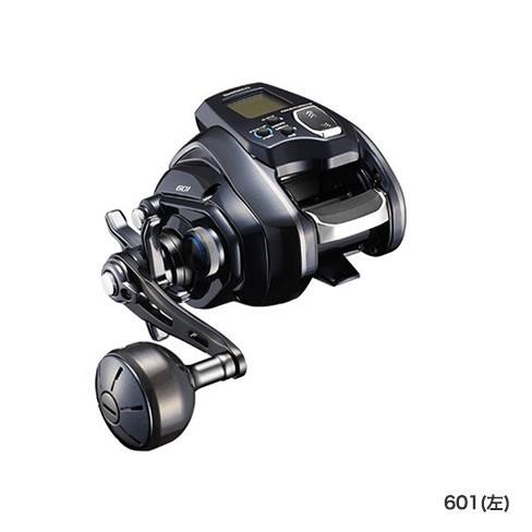 源豐釣具 SHIMANO 20年 ForceMaster 601 601DH FM601 左手 船釣 電捲 電動捲線器