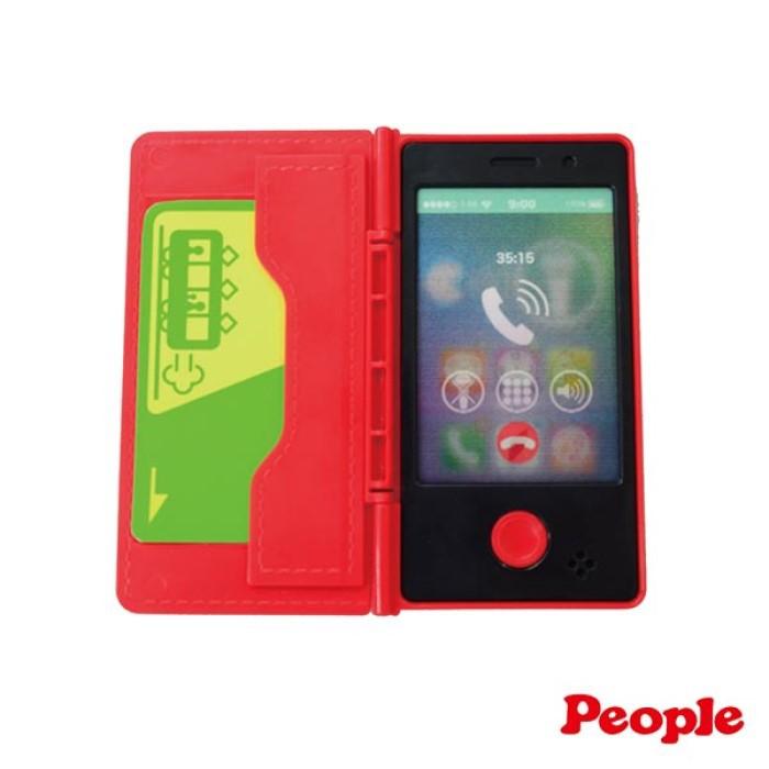 *PINE PINE TU*【日本People】寶寶的iT手機玩具