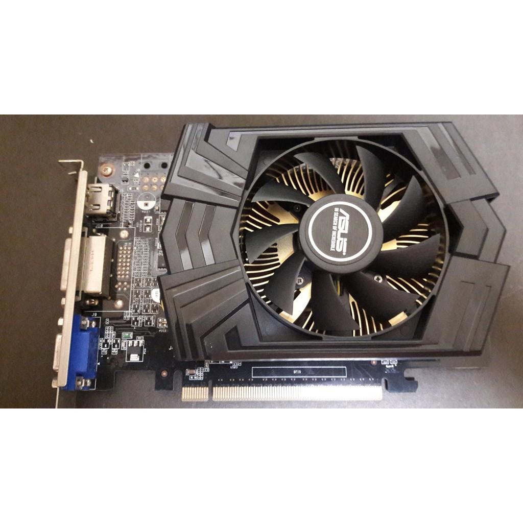 現貨 華碩 GTX750 1G DDR5 不用插電 顯示卡 非650ti 660ti 950ti 960ti