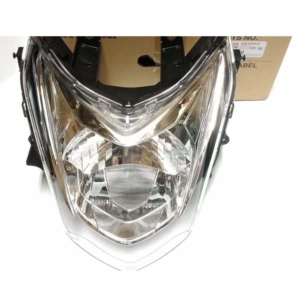 YAMAHA 山葉 原廠 勁戰 四代 125 (不含燈) 大燈 大燈殼 大燈罩 大燈組