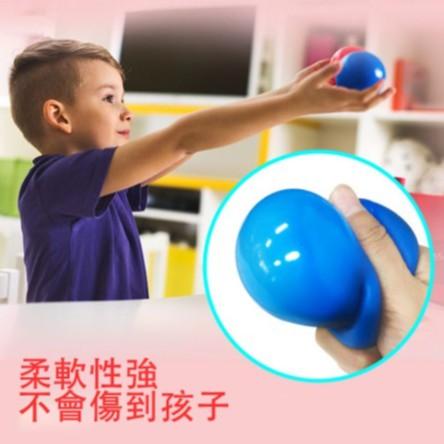 【快速出貨】大促銷 親子運動玩具粘黏球款接拋球兒童吸盤室內戶外粘靶球發洩球 聖誕禮物 益智玩具 兒童玩具兒童節 交換禮物