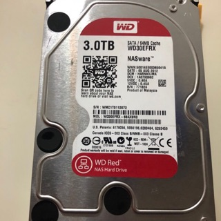 備份首選 全新 WD 3.5 吋 NAS 綠標 2Tb 紅標 3tb 4TB 8TB 選配USB3.0外接式硬碟 新北市