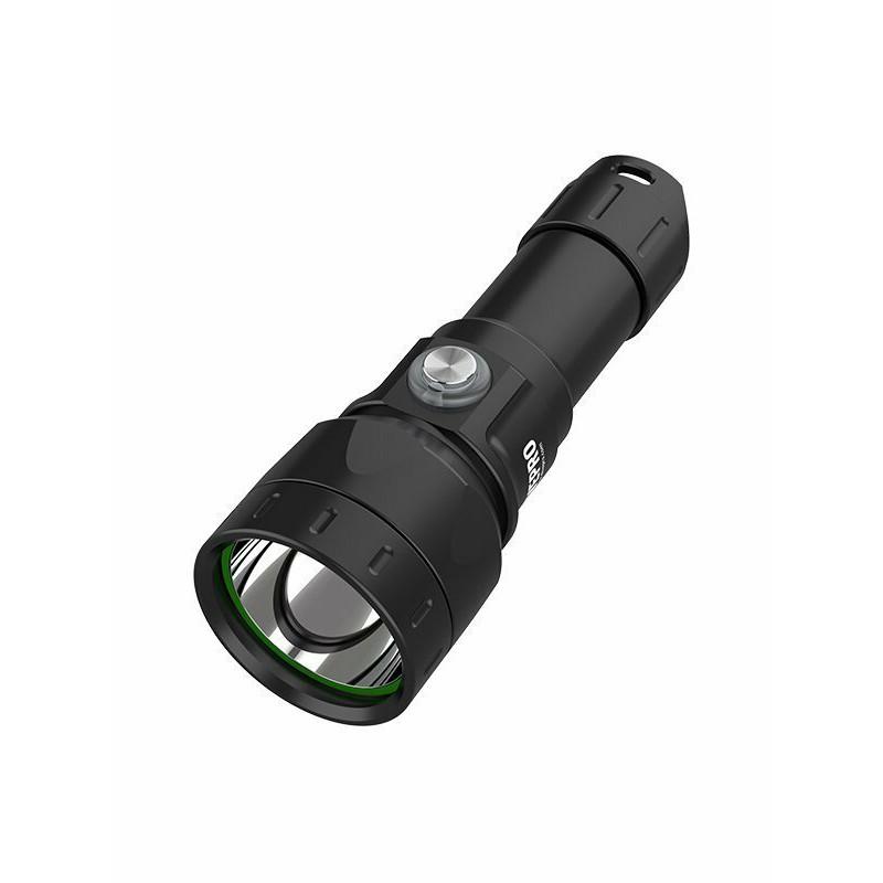 S40 4200流明 按鈕式開關 備用 高強光 潛水手電筒 技潛 洞潛