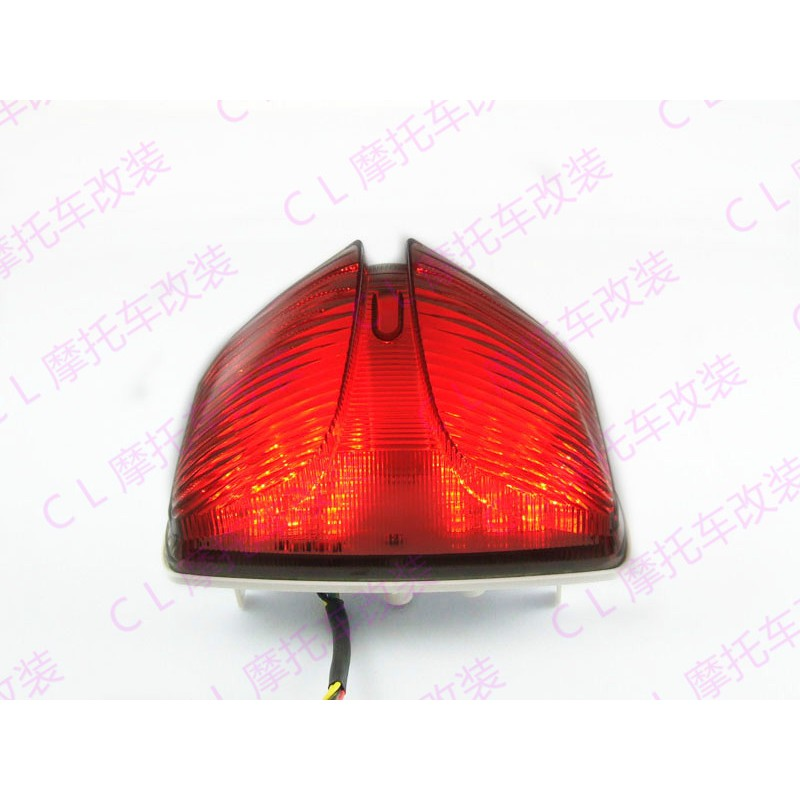 ✨✨ 【現貨】✖✔適用于鈴木 GSXR600/GSXR750 K8 K9 08-09 改裝LED后尾燈 剎車燈