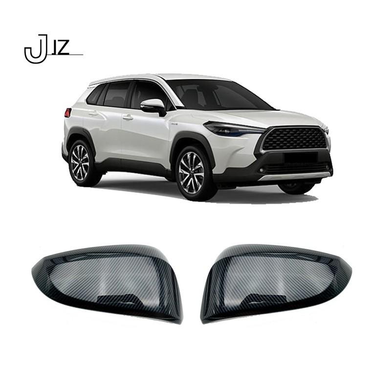 豐田 COROLLA CROSS 後視鏡蓋 碳纖紋 卡夢 CC配件 後視鏡罩