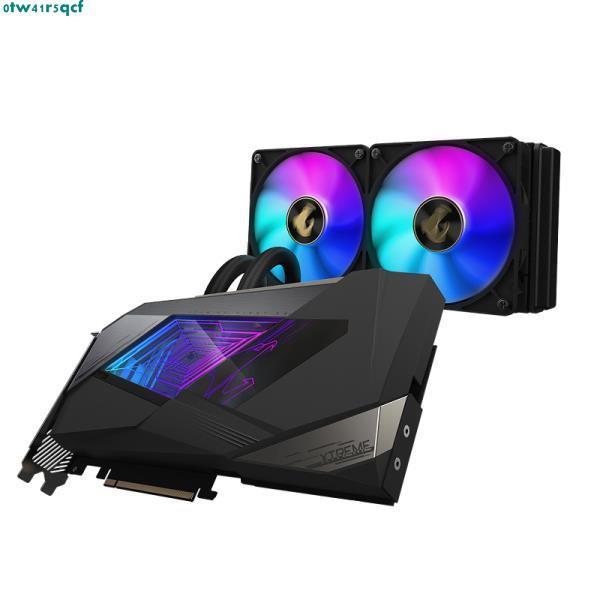 RTX3080 一體式/分體式 臺式機電腦水冷散熱游戲獨立顯卡