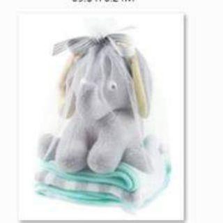 Carters 卡特 浴巾組 全新正品現貨出清 大象 新北市