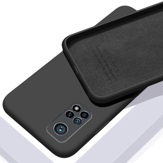 軟矽膠手機殼 適用於 小米 10t Pro 5G款全包保護殼 紅米 9T K30 K40 pro柔軟舒適 防摔保護殼