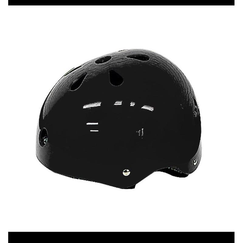 兒童 梅花 頭盔 M碼 52-55CM 安全帽 洞洞帽 溜冰/輪滑/護具/直排輪/蛇版 D00173