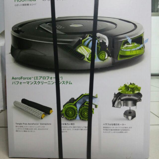 iRobot Roomba掃地機器人