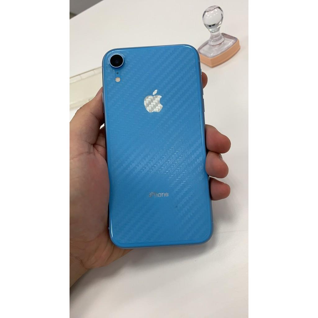 APPLE iPhone XR 64G 藍 二手 現金分期/免卡分期/無卡分期 學生也可以分期 不用信用卡也可以分期