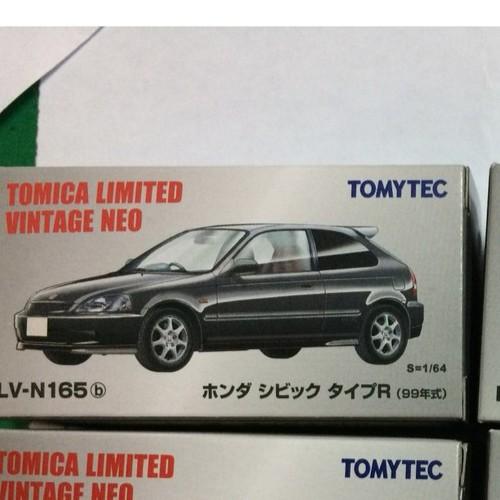 黑 LV-N165 本田 喜美Civic EK9多美K8 tomytec