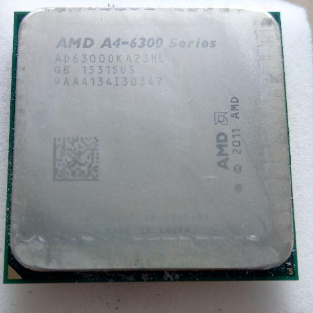 AMD FM2  A4-5300 6300  A6-5400  A8-5500
