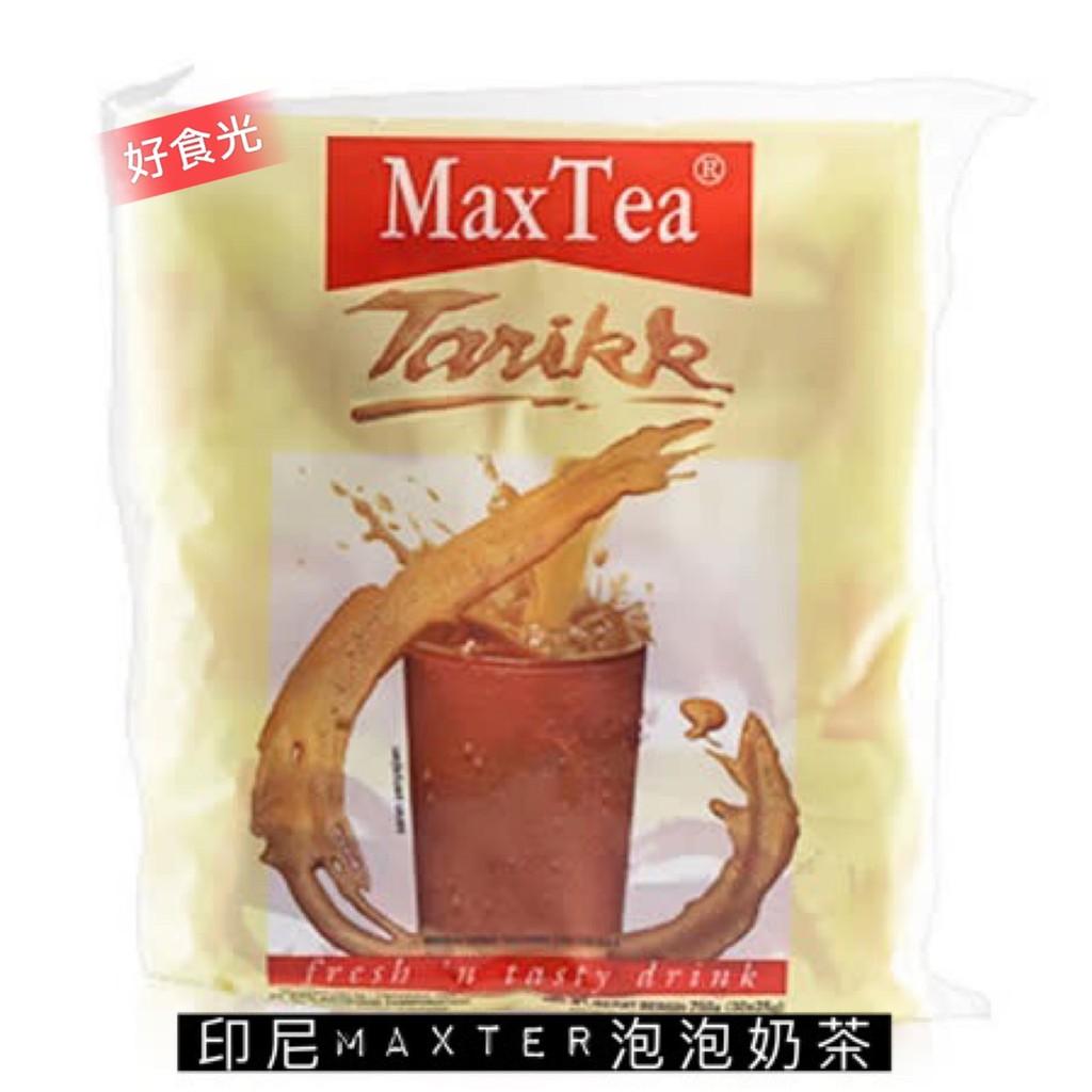 【好食光】MaxTea 印尼拉茶 750g(30入) 檸檬紅茶