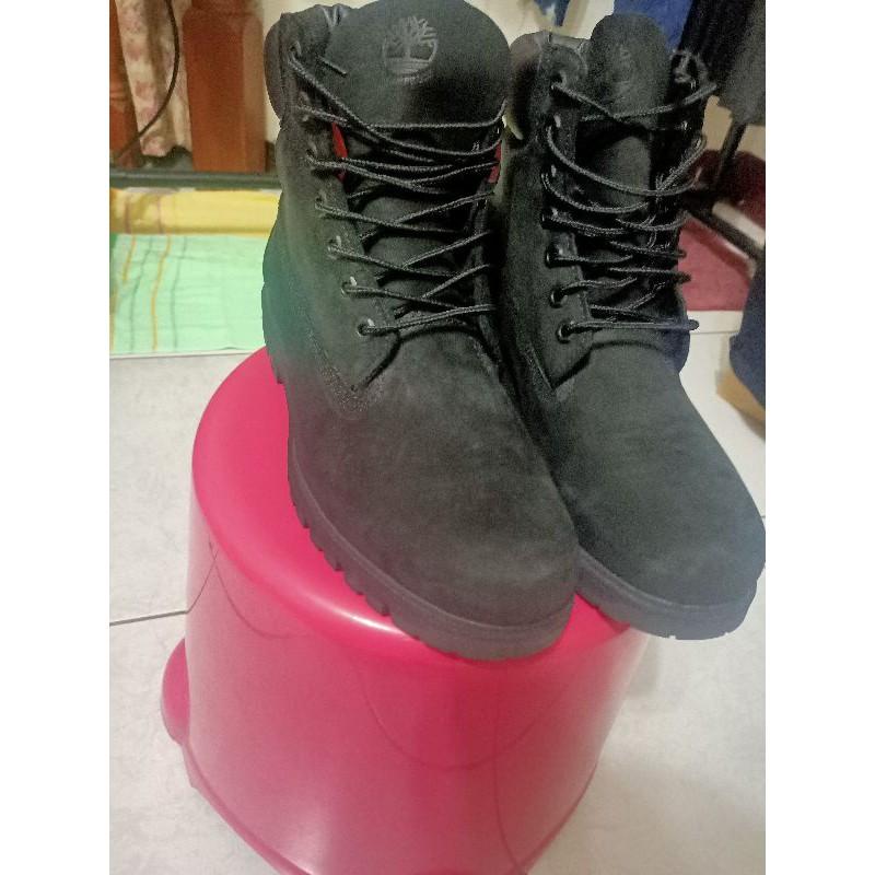 Timberland 黑色 防水靴 44.5 ( 28.5 )