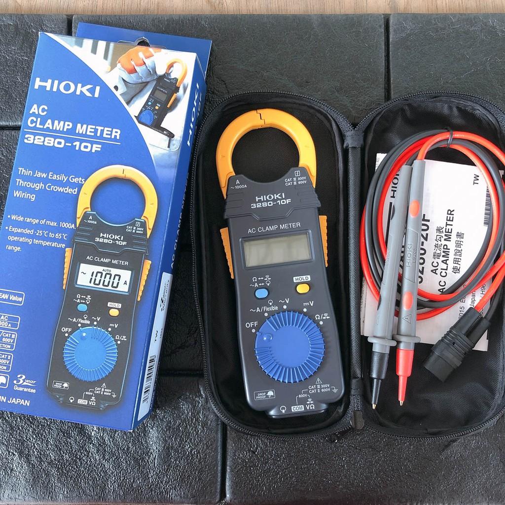 【全電行】✨高雄 HIOKI 專賣✨快速出貨 HIOKI專賣店 3280-10F 日製勾錶 儀器買賣 儀表測量
