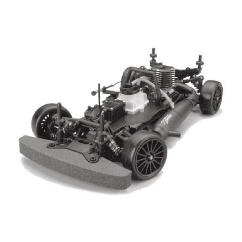 *TSR*極速模型 日本京商KYOSHO V-ONE R 油車平跑1/10 全新未組空車 絕版引擎遙控車 經典收藏
