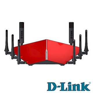 D-Link友訊 DIR-895L Wireless AC5300 雙核三頻Gigabit無線路由器 台北市