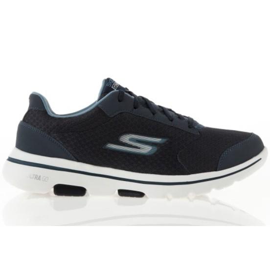 SKECHERS  GO WALK 5  男性休閒鞋  55509NVY