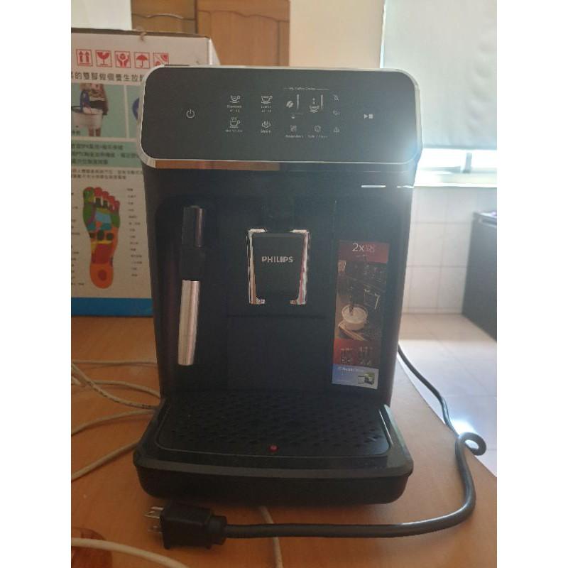 PHILIPS 飛利浦全自動義式咖啡機 EP2220 只用過五次