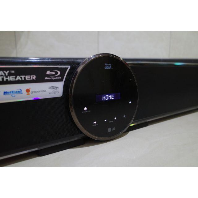 LG hlx55w 3D 藍光劇院 無線網路讀霸 家庭劇院 sound bar 藍光播放機 喇叭+重低音